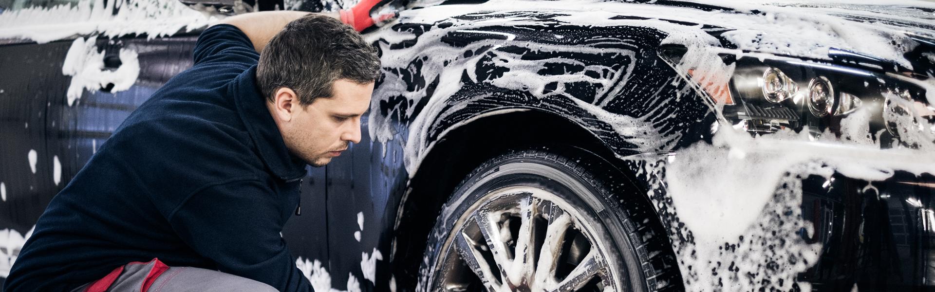 Lavagem Automóvel
